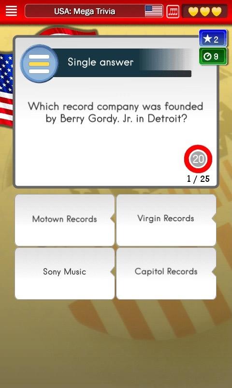 USA Mega Trivia