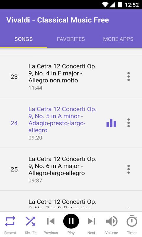 Vivaldi – Classical Music Free