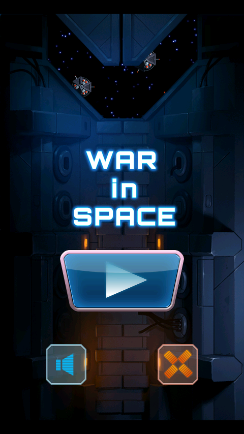 War in Space Galaxy
