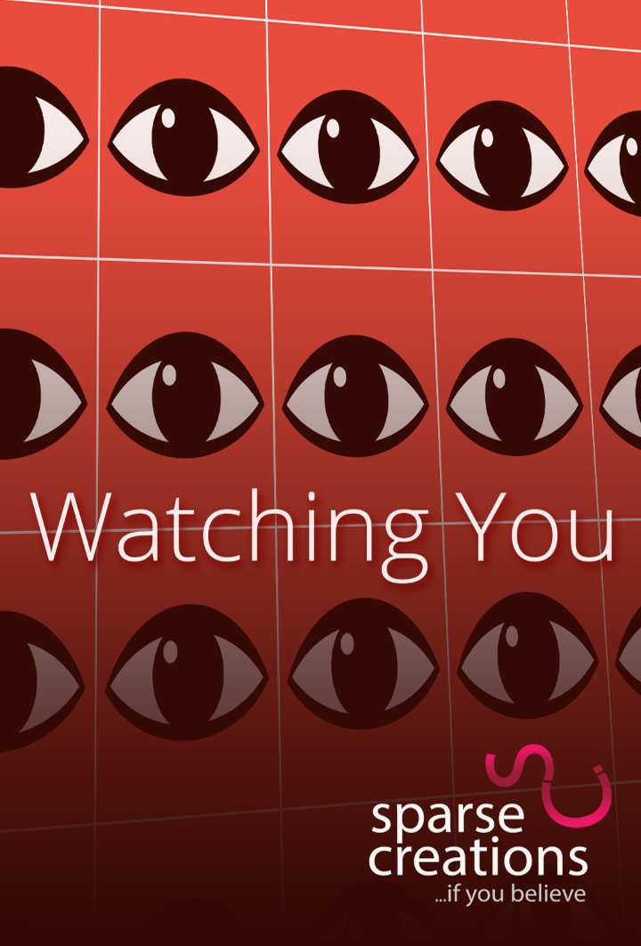 Watching You – Eye Spotter