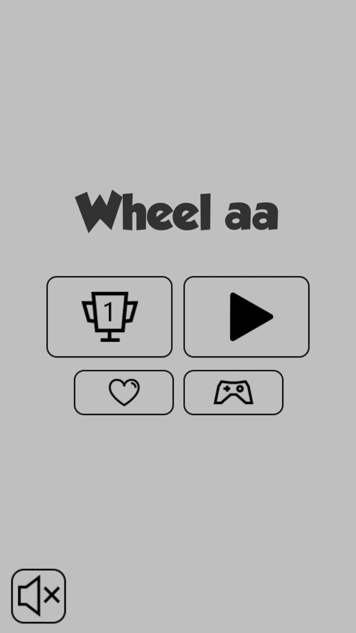Wheel aa