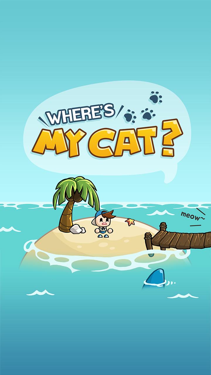 Where's my cat?