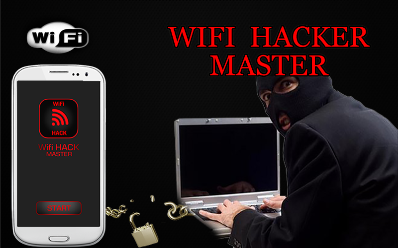 Wifi Hacker Prank