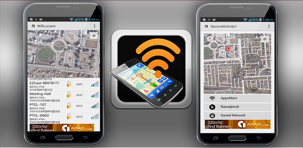Wifi Locator & Auto Connect