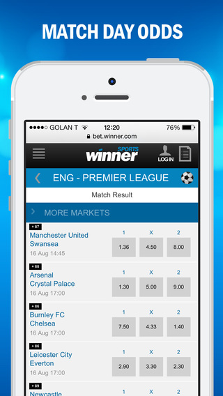 Winner – Sports Betting