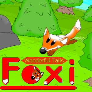 Wonderful Tails: Foxi