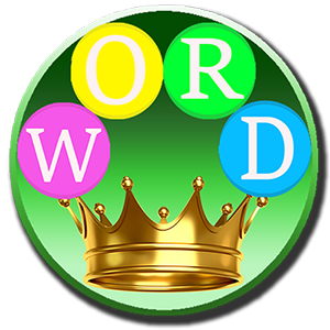 Word Crown: Four Letters words