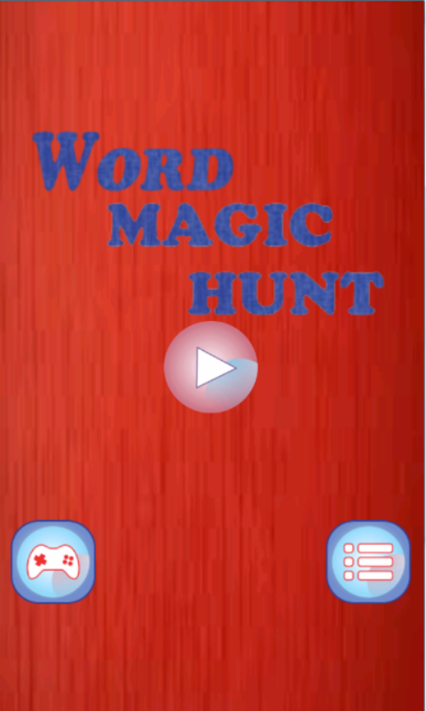Word Magic Hunt