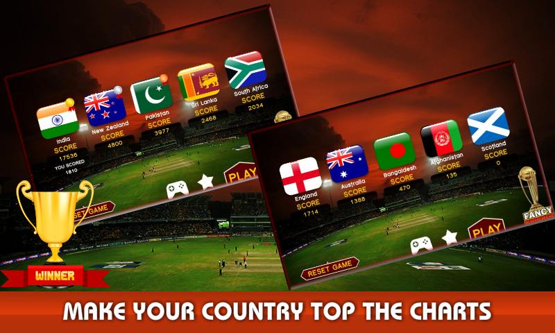 World Cricket League