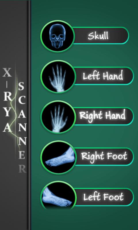 Xray Scanner (Prank)