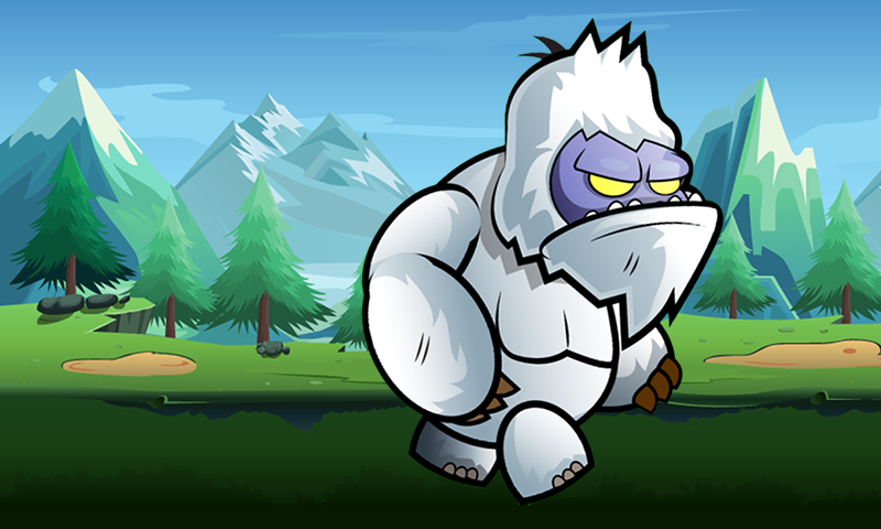 Yeti World Adventure Runner