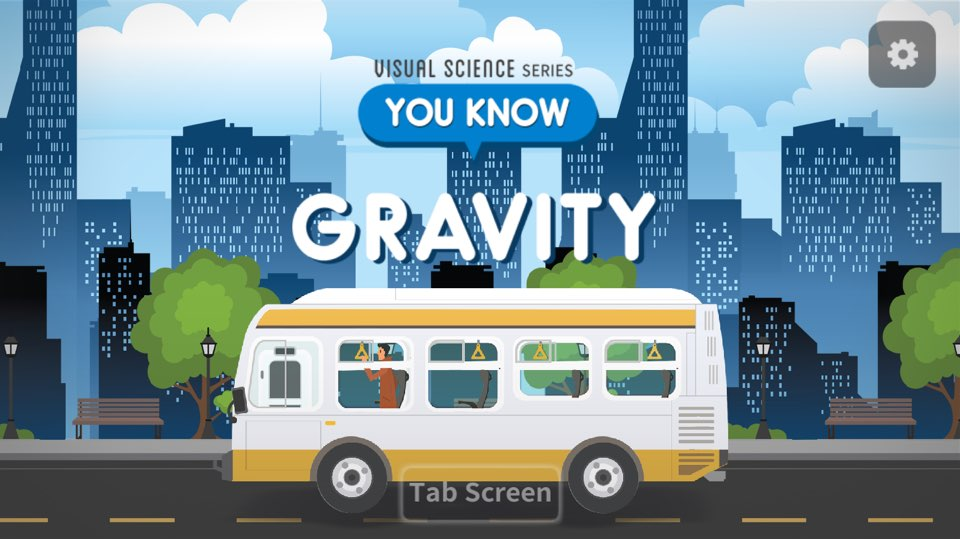 You Know Gravity? It Attracts You!