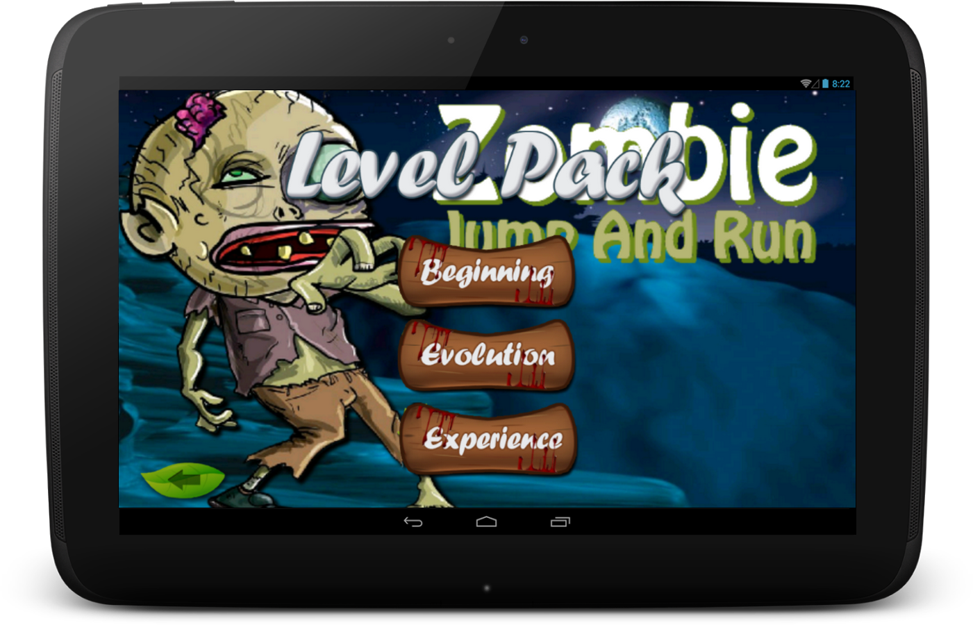 Zombie – Jump And Run