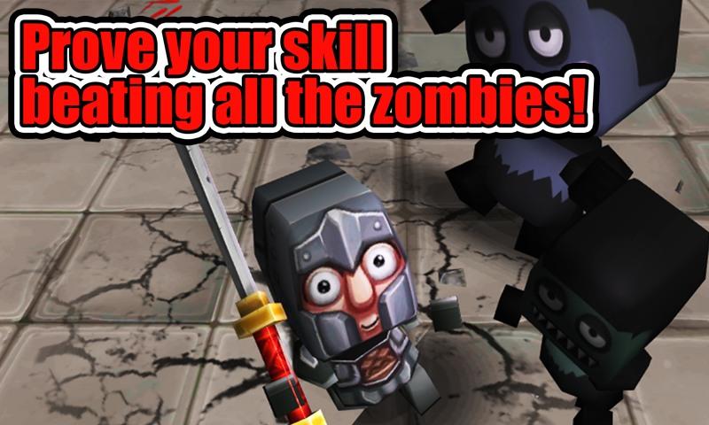 Zombie Dungeon Breaker