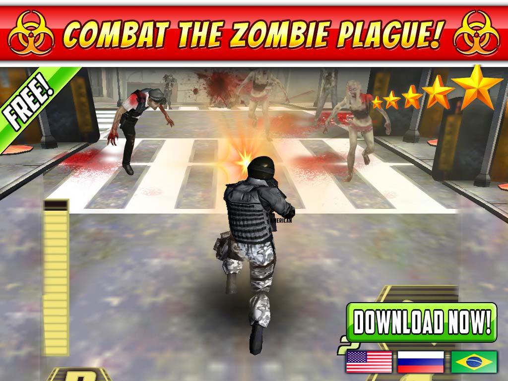 Zombie Plague Overkill Combat!