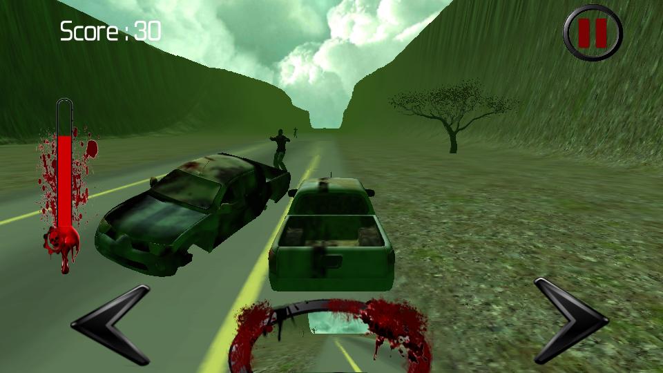 Zombie Road Hunter
