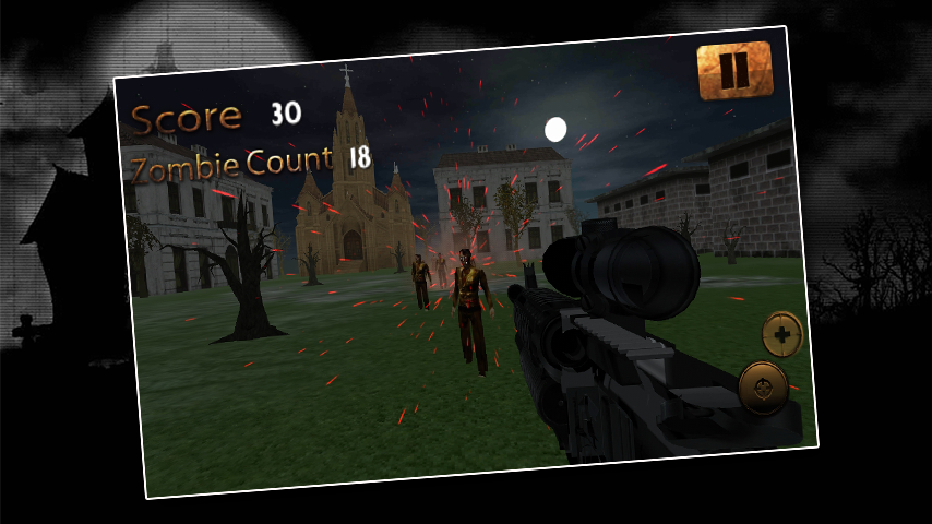 Zombie Shooting : Apocalypse
