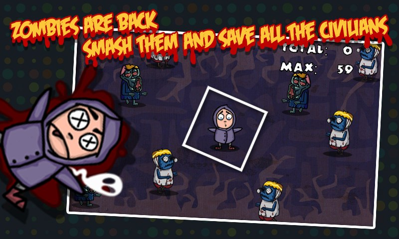 Zombie: Smash and Dash