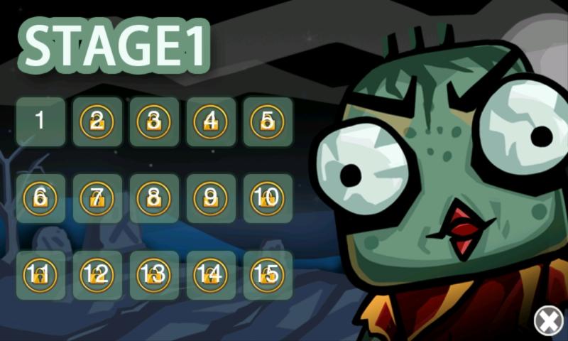 Zombie vs Bomber