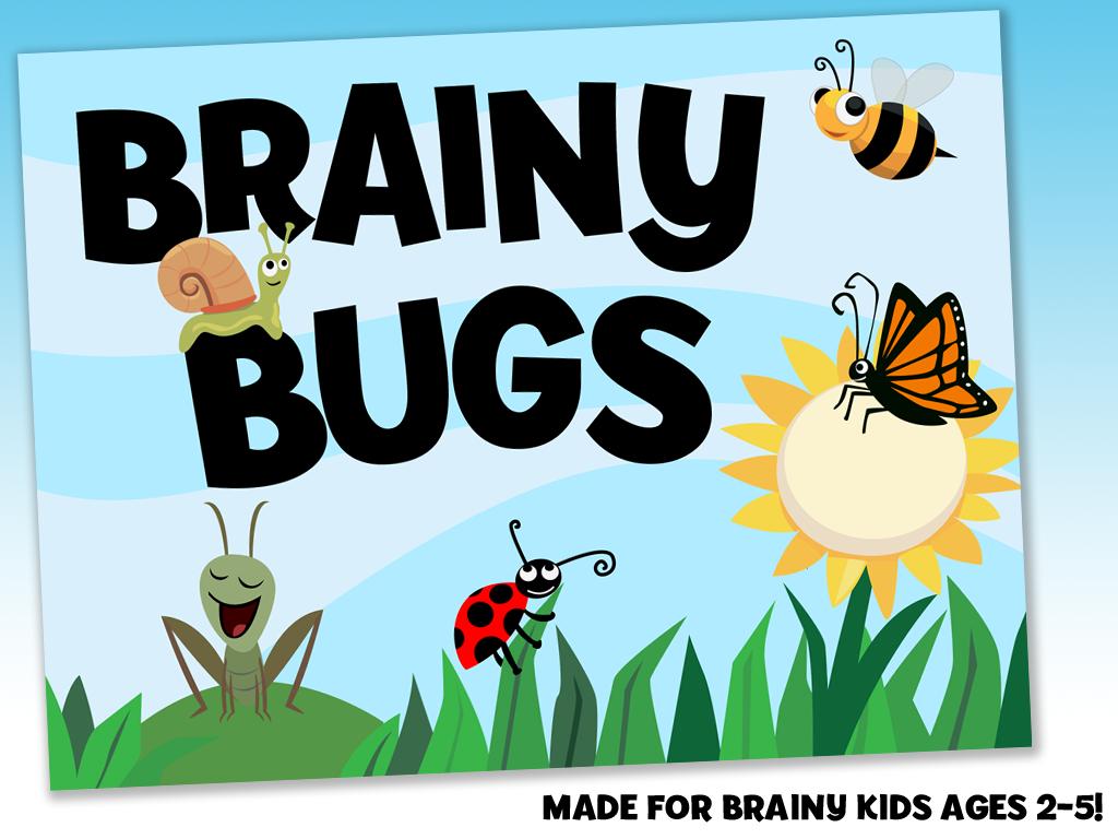 Brainy Bugs (iPad)