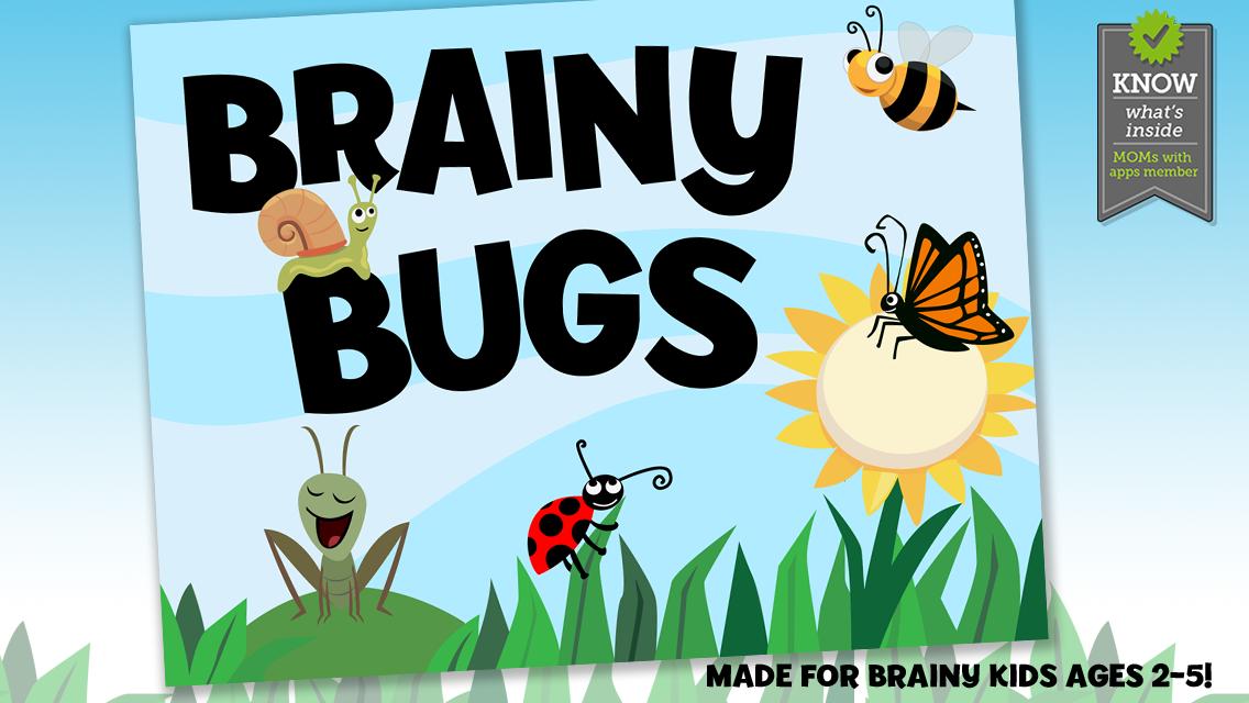 Brainy Bugs (iPhone)