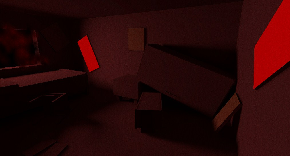 CubiumDreams Puzzle Horror
