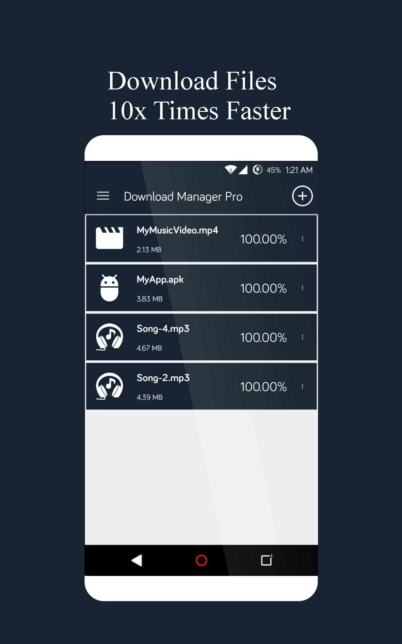 idm fast download manager pro apk