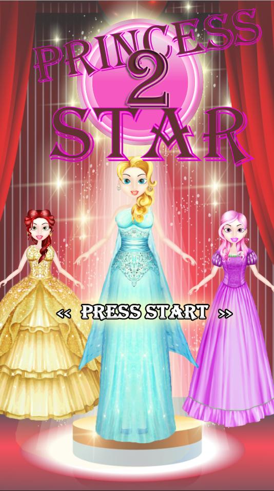 Dress Up: Princess Girl