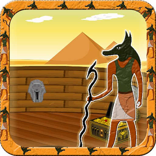 Escape Game-Egyptian Rooms
