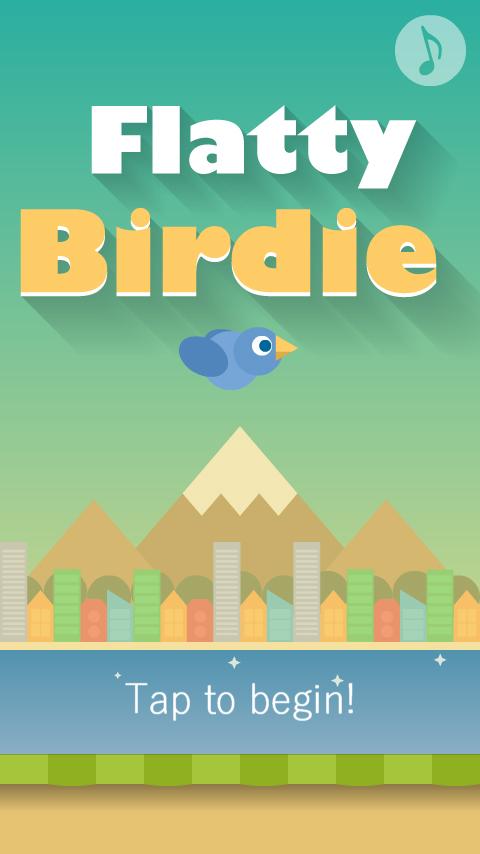 Flatty Birdie