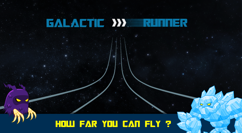 Galactic Runner