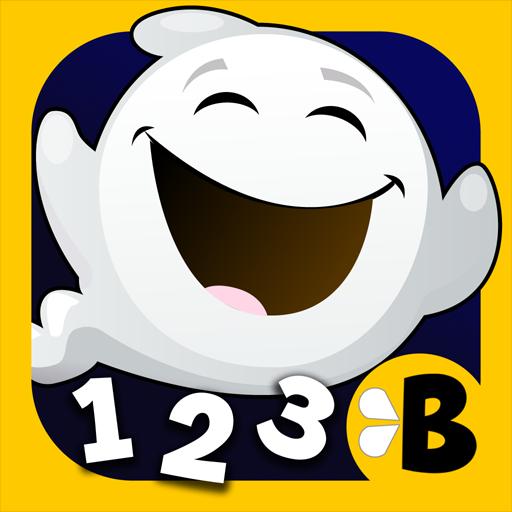 Giggle Ghosts: Counting Fun!