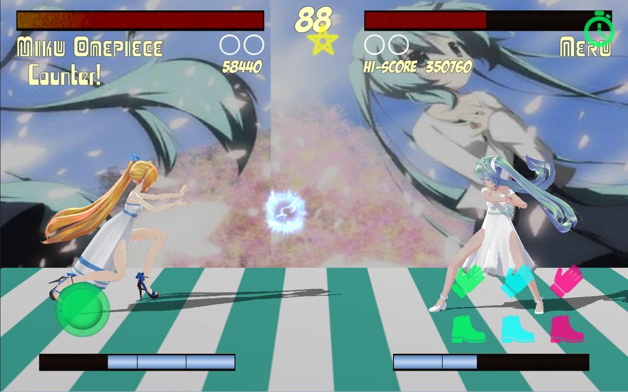 HATSUNE MIKU All Star Battle!