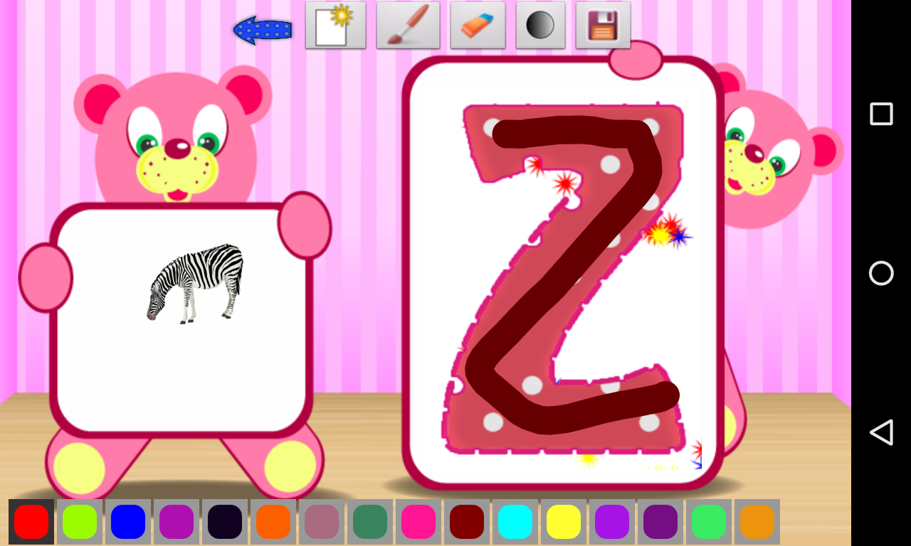 Kidz Drawing ABC