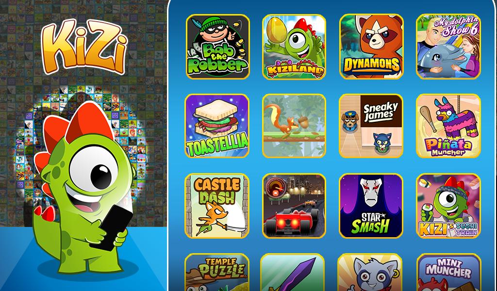Fun Games For Free : Kizi kids matttroy