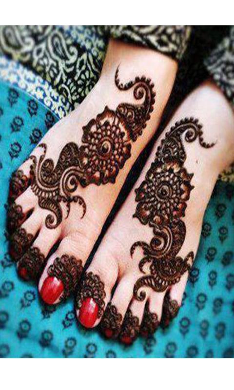 Mehndi Designs - 2016