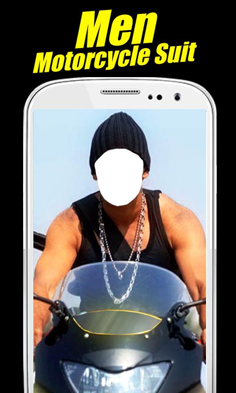 Mens Motorcycle Suit