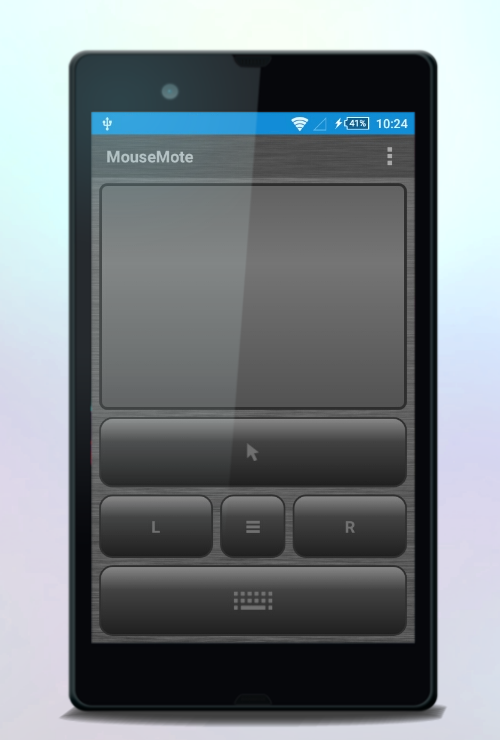 MouseMote Air Mouse Full