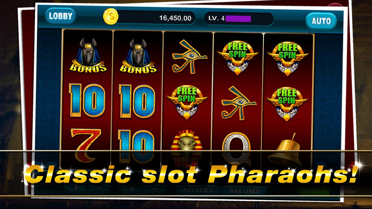 Pharaoh's Jackpot