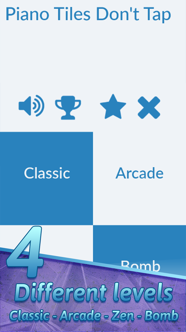 Piano Tiles Don't Tap or Touch