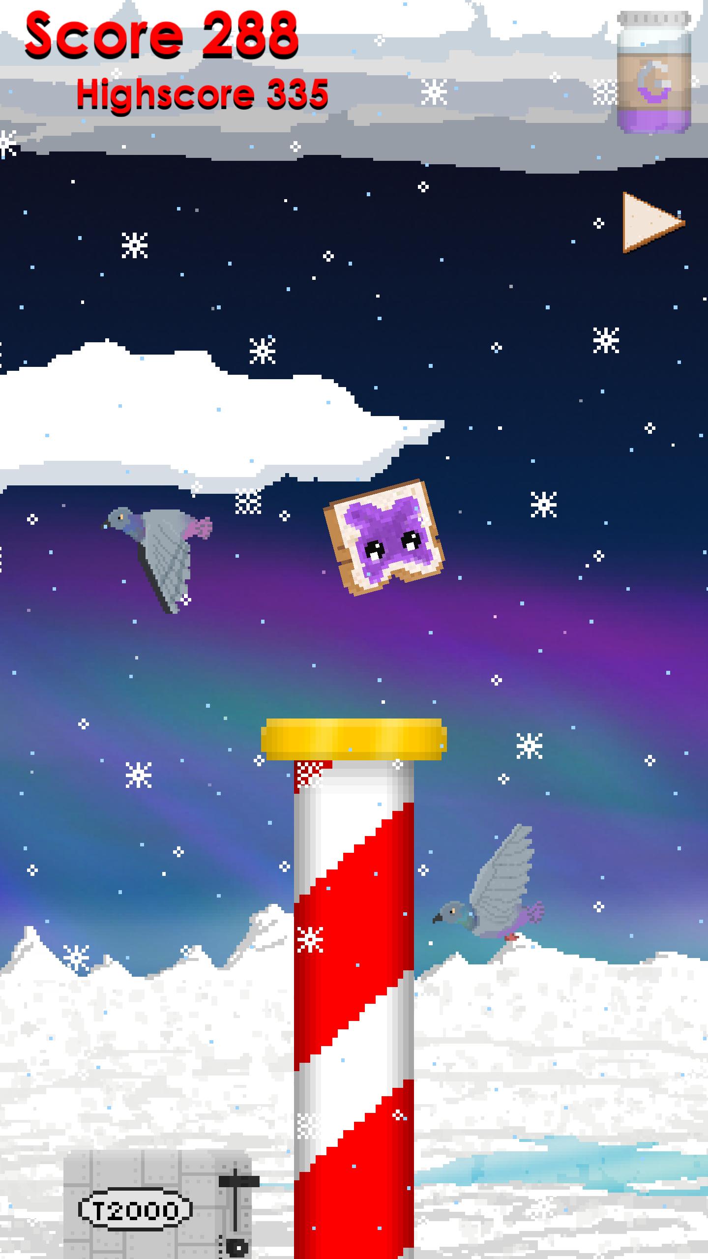 Pigeon Jump