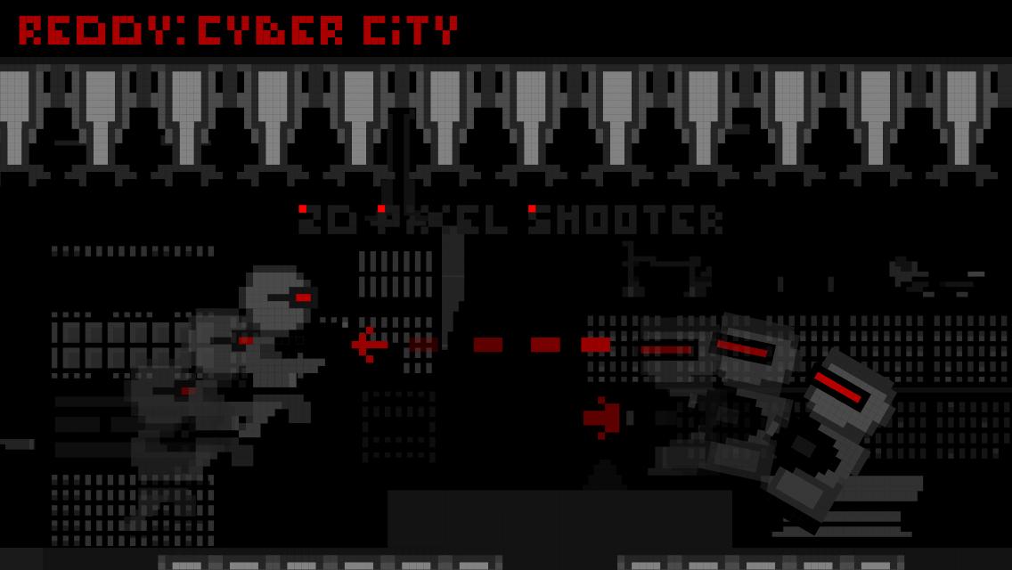Reddy: Cyber city