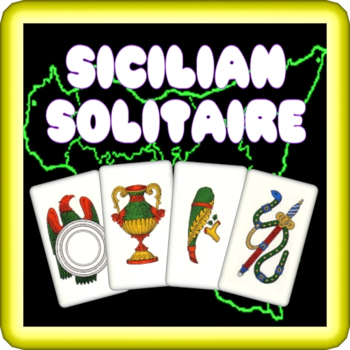 Sicilian Cards Solitaire