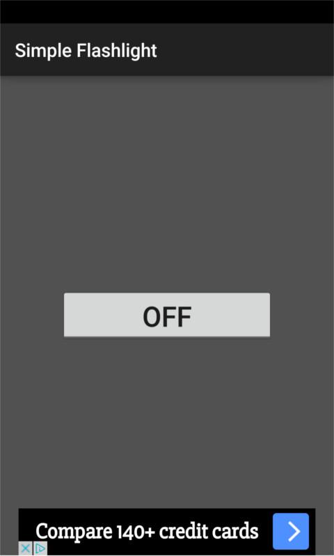 Simple Flashlight LED