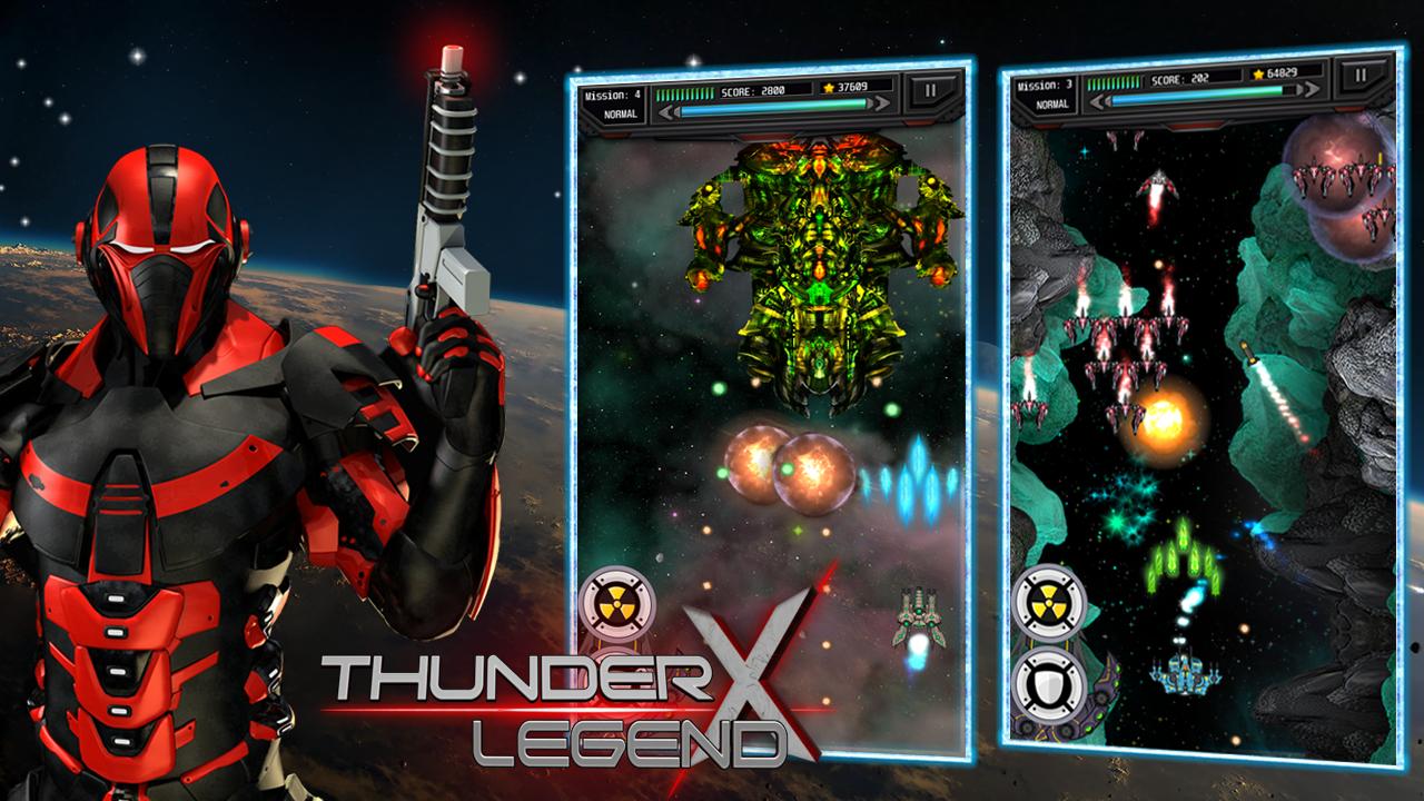 Thunder Legend X