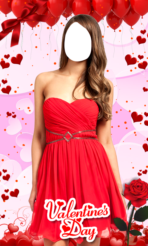 Valentine Dress Suit for Women