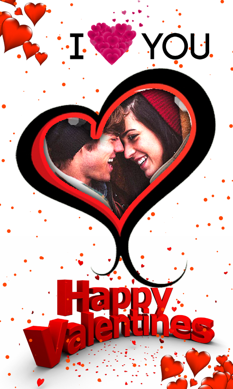 Valentine\'s Day Photo Frames HD