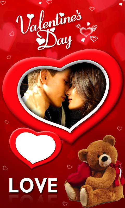 Valentine's Day Photo Frames HD