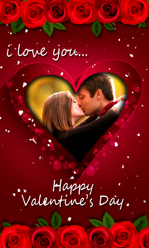 Valentineu0027s Day Photo Frames HD