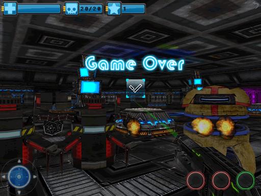 3D Arcade FPS